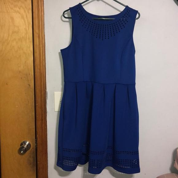 Apt. 9 Dresses & Skirts - Royal blue dress